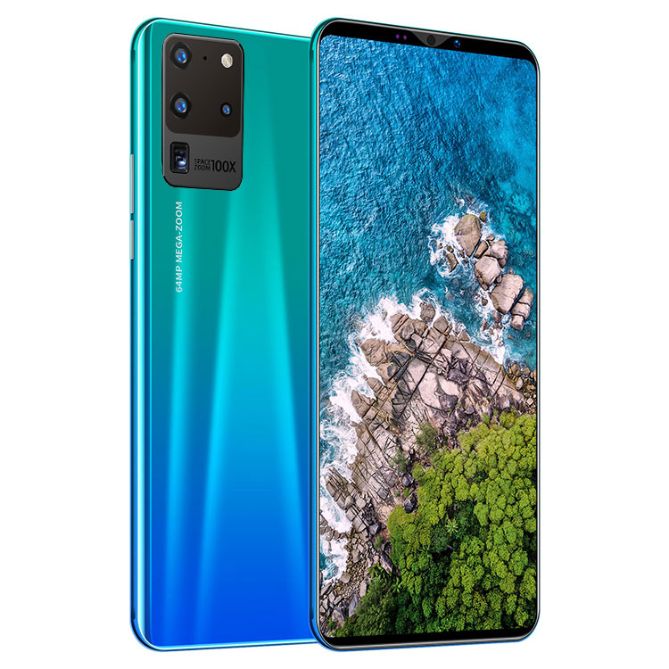 Sales big screen phone S20 Pro 5.8 Inch 4GB+64GB cell mobile phones android smartphone