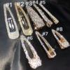 big diamond colorful pins
