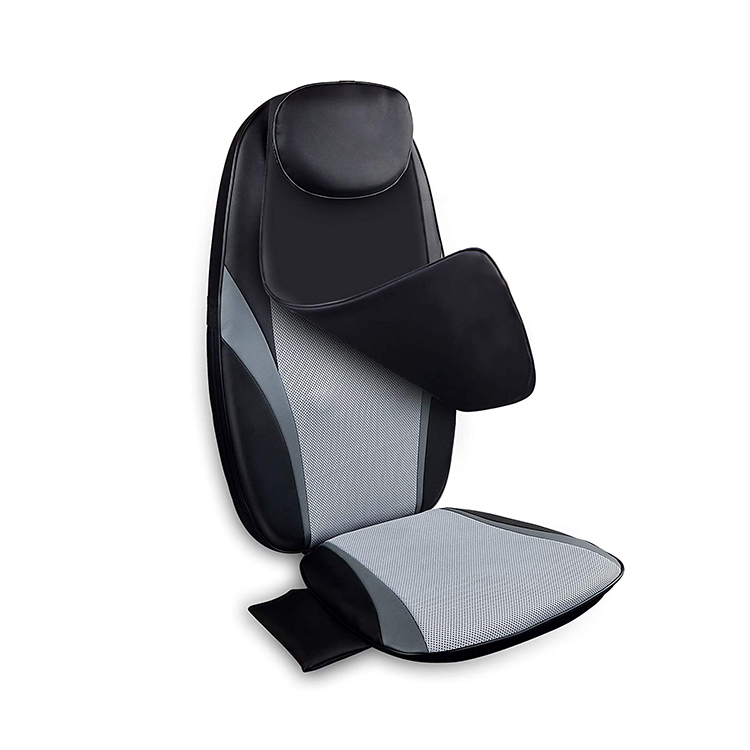 Good Health Ems Cervical Comfier electrode Pad Vibration Neck And  Back  Massage Seat Cushion Air Pressure For Car
