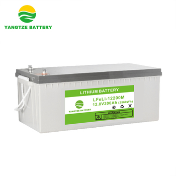 lifepo4 storage battery pack 10 kwh 12v 200ah 2000ah lithium ion battery price