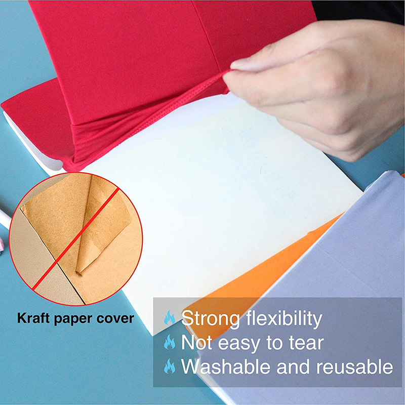factory waterproof book cover custom colorful book cover plastic book cover