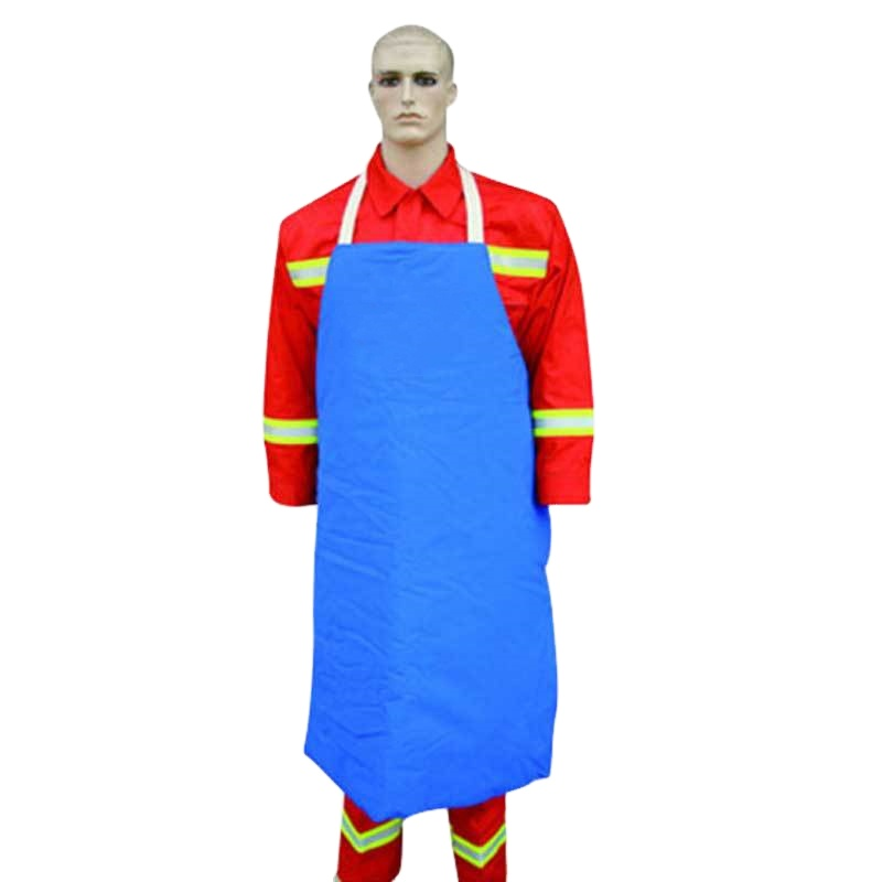 CE High quality -250C degree Cryo Apron Ultra Low Temperature Protection Clothings Cold Proof Cryogenic Apron for sale - KingCare | KingCare.net