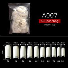 Накладные ногти RBAN, натуральные, прозрачные, полное покрытие, накладные ногти, искусственный Гель-лак, дисплей, инструменты для маникюра(Китай)