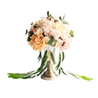 A-458 Wedding Table Centerpiece Flowers Metal Flower Stand Tables Center Pieces Wedding Decoration Flower