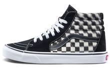 Vans Sk8 Hi Черная Мужская обувь для женщин унисекс Оригинальные высокие классические кроссовки для скейтбординга VN000D5IBKA()