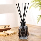 Diffuser 100ml Reed Diffuser Luxury Bottle Glass Blowing With Extreme Decorative Reeds Home Fragrance Diffuser Car Air Freshener