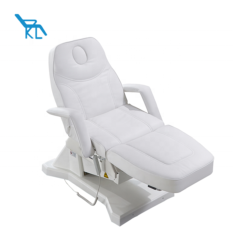 shangkangli beauty care spa body and face treatments adjustable backrest face-hole massage table bed