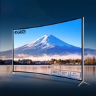 Wholesale Agent 65 Inch Smart 4k UHD Curved OLED TV With DVB T2