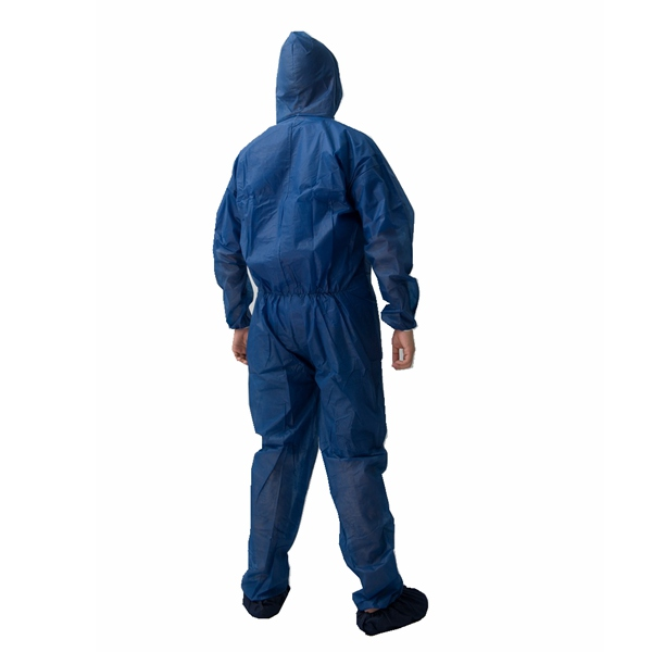 Polypropylene Disposable Lab Coats disposable coverall uniform sugical gown