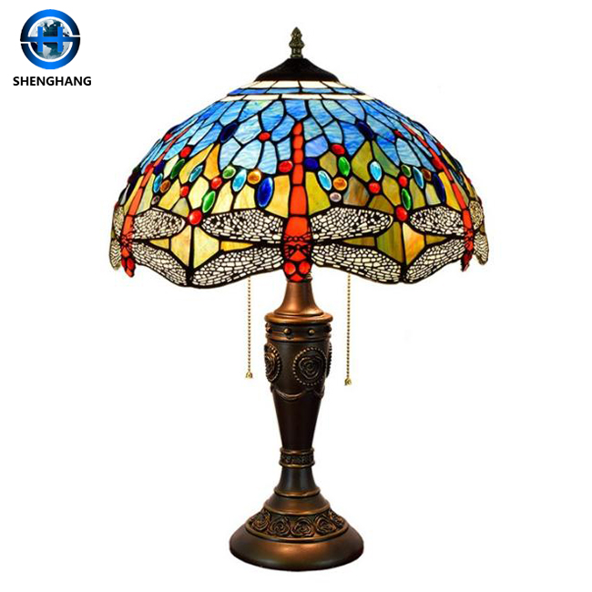 Patterns For Tiffany Lamps Shade For Sale Online Glass Table Lamp For Home Hotel View Tiffany Lamp Shade Sh Product Details From Dalian Shenghang International Trade Co Ltd On Alibaba Com