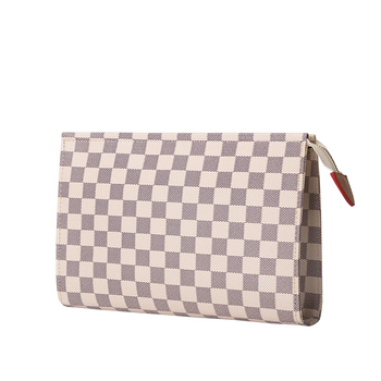 Luxury High Volume Clutch Leather Wallet Plaid Clutch Mens Money Bag New Personality Fashion Envelope Lady Bag