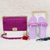 Комплект из 2 предметов фиолетового