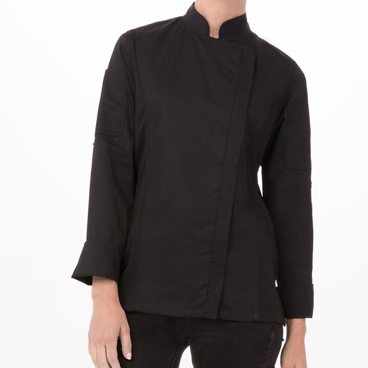 fast ship latest design cooker jacket unisex long sleeve short sleeve white red black chef uniform for restaurant kitchen bar