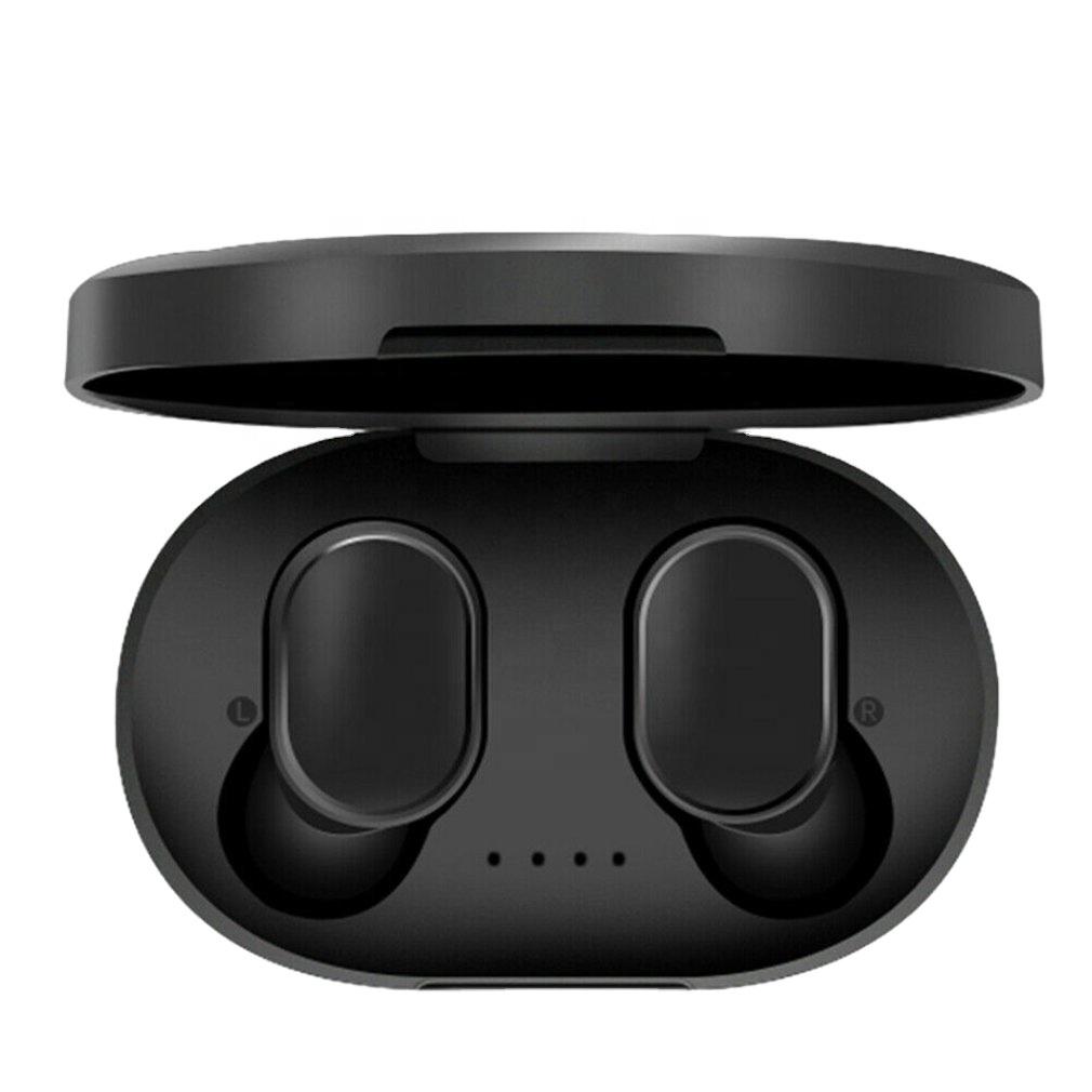 A6S TWS Earphone Noise Cancelling fone Headset With Mic Handsfree Earbuds - idealBuds Earphone | idealBuds.net