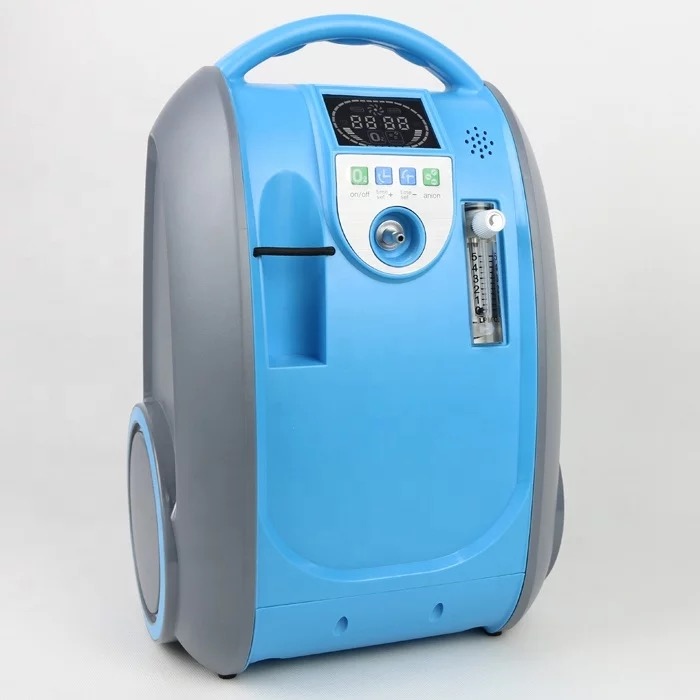 Medical equipment battery portable oxygen concentrator for oxygen therapy - KingCare | KingCare.net