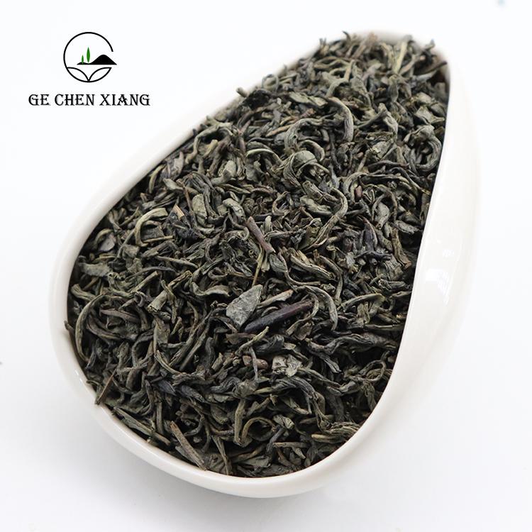 Hot selling wholesale organic chunmee green tea 41022 first quality of chunmee tea in bulk - 4uTea | 4uTea.com