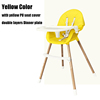 Yellow(with yellow seat cover)