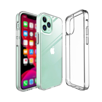 Clear Phone Case For iPhone 7 12 mini Case iPhone XR Silicon Soft Cover For iPhone 11 12 Pro XS Max X 8 7 6 s Plus SE2 Case