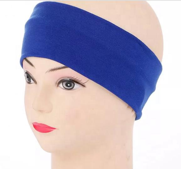 Унисекс, мужская вязаная спортивная повязка на заказ, повязка на голову, мужская повязка на голову