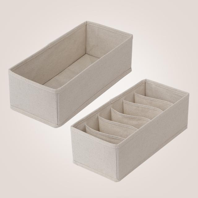 Snap Folding Storage Box Kids Clothes Fabric Organizer