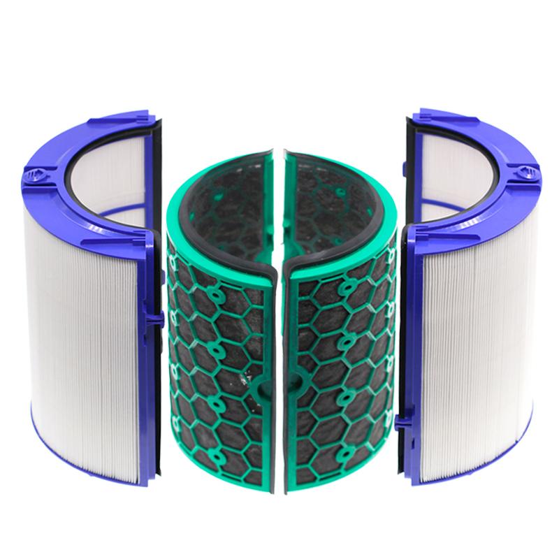 Высокое качество фильтр очистителя воздуха аксессуары дайсоны Hp04 Tp04 очиститель воздуха Hepa фильтр