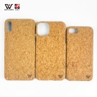 Free Shipping Win Win Eco Friendly Cork Wood High Quality Soft Cell Phone Case For iPhone 11