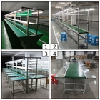 Tables Conveyor Table Hot Selling Working Tables Assembly Line Aluminum Conveyor Tables