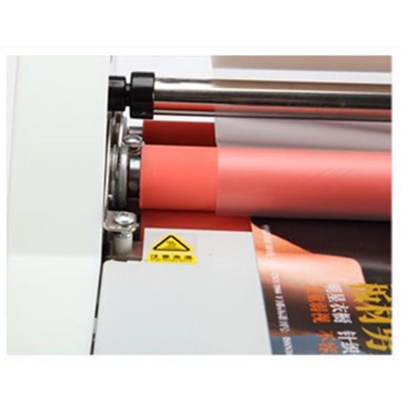 SRL-D35 офисная цифровая настольная Автоматическая односторонняя и двухсторонняя пленка рулон горячего и холодного рулона ламинатор по самой низкой цене