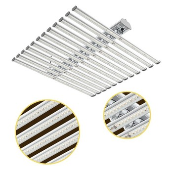 LUXINT medical plants commercial industry growth 12 bars led grow light