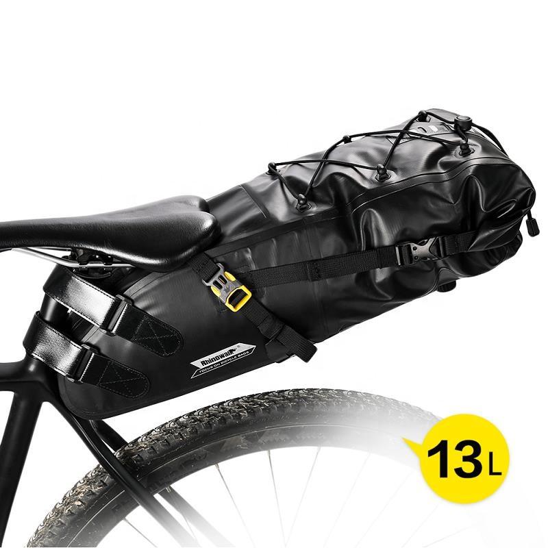 Cycling Saddle Bag Bike Waterproof Seat Pouch Storage Bike NEW