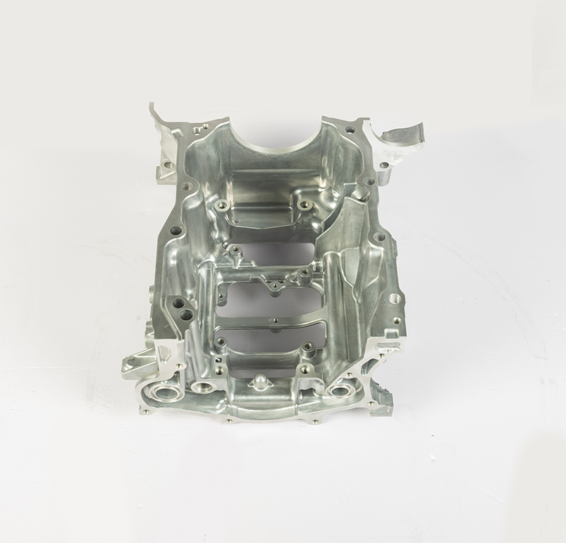 High Quality Custom Class Crankcase Cover Motorcycle Engine Parts