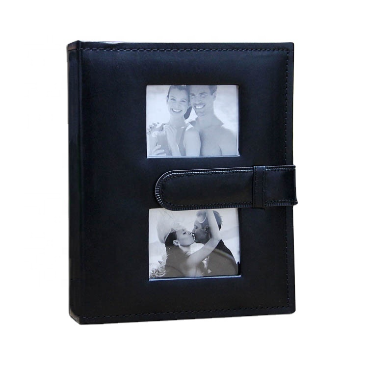 Luxury Faux Leather Cover Wedding Post Bound Record Photo Album Buy Photo Albums Album Photo Wedding Photo Album Product On Alibaba Com