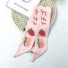 Q#Pink strawberry