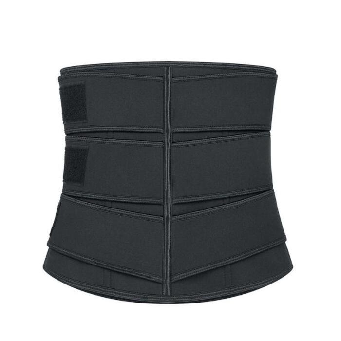 High Quality neoprene Suna Sweat slim suit Women Lose Weight Latex Waist Trainer Corset Body Shaper Slimming Vest