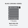 7 Line Black