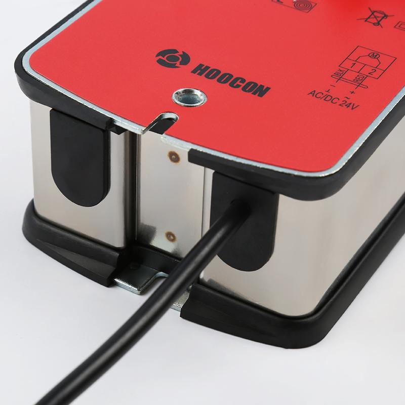 Система ОВКВ HOOCON, 5 нм, привод демпфера с модулирующим управлением возвратом пружины