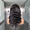 top virgin bw 1B 13*6 Lace Front Wig