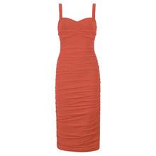 VC Бесплатная доставка 2020 женское облегающее платье сексуальное платье с v-образным вырезом на бретельках повязки для рождественской вечери...(Китай)