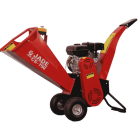 Engine Chip JADE CS-750 Engine Wood Chipper Shredder Branch Wood Chip Crusher Machine For Sale