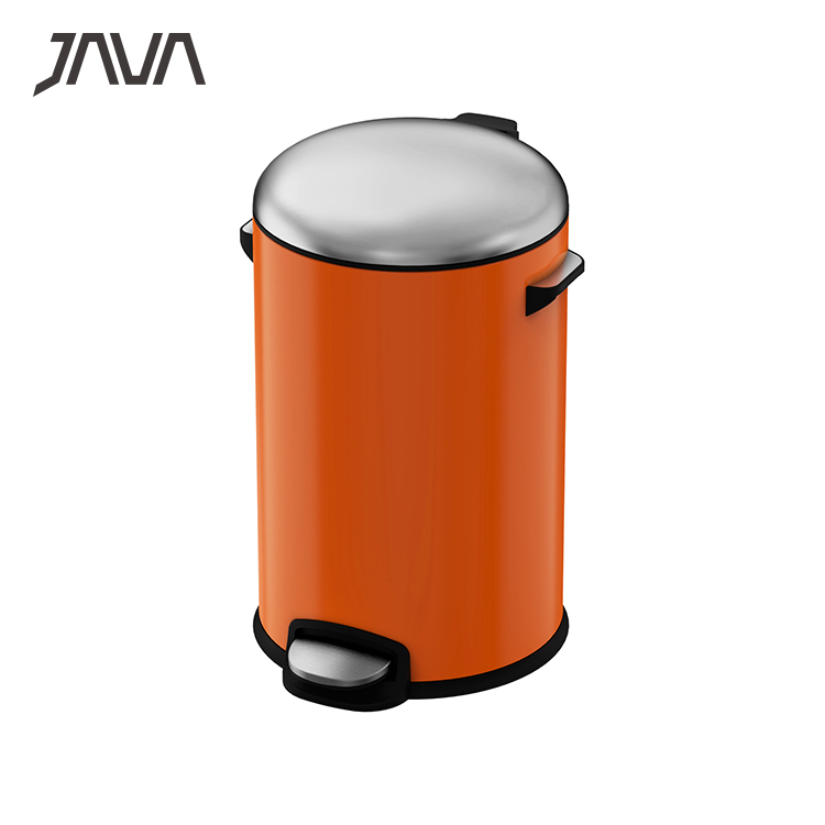 Factory Kitchen Garbage Can 3l Custom Size Big Push And Pedal Dustbin With Best Price Buy Pedal Dustbin Step Pedal Waste Bin Kitchen Garbage Can Product On Alibaba Com