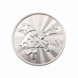 Пользовательский высококачественный жетон для аркадных игр, мойка автомобиля, металлический жетон, торговый автомат, жетон, монета