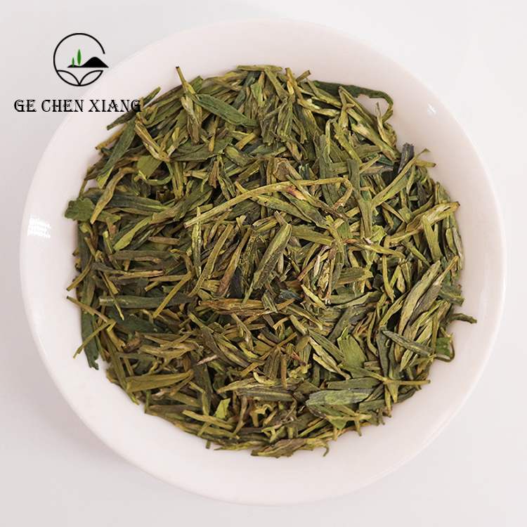 Organic Loose Leaf LongJing green tea bulk chinese Dragon Well - 4uTea | 4uTea.com
