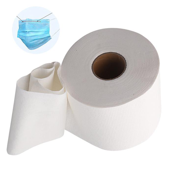 Best Discount Bfe99 Meltblown Nonwoven Fabric 100% Polypropylene Meltblown Manufacture Melt Blown Fabric Blender