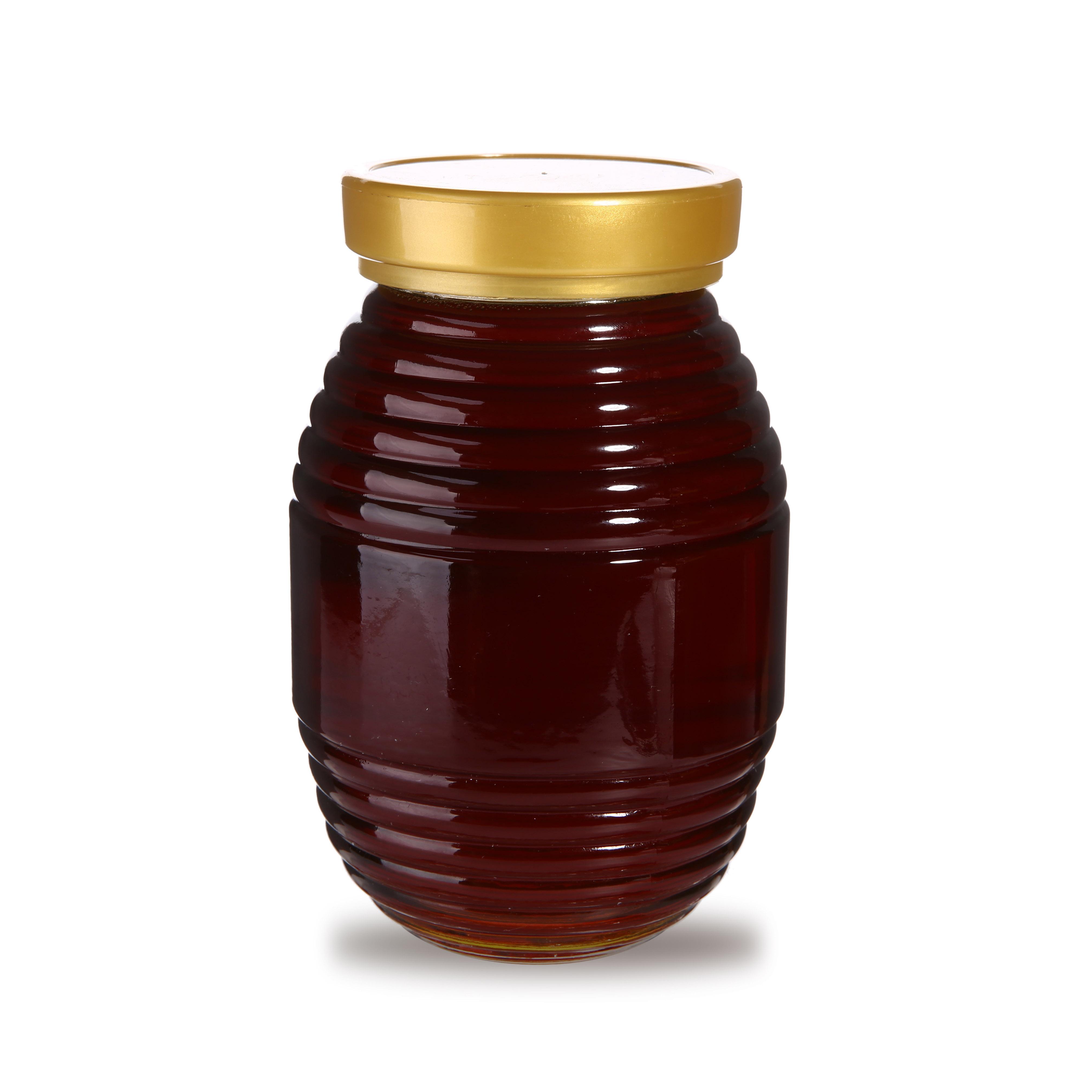 Высококачественный липкий темный цвет, сырой натуральный мед оптом