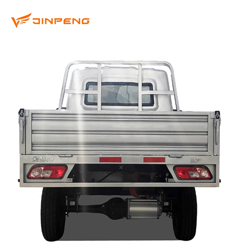 JINPENG The Testing Center for Electric Automobile Approved by Cnas Pickup Truck Adult Tricycle for Sale