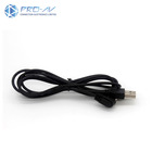 Usb To Usb A Type Cable USB To DC 5.5*2.1 90 Degree Power Cable 5V DC Cable 1m