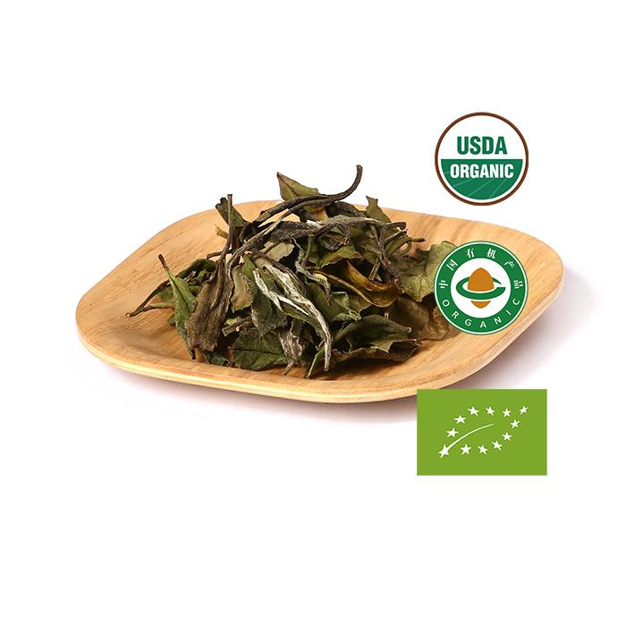 USDA EU China Organic Certified Tea Bai Mu Dan White Peony - 4uTea | 4uTea.com