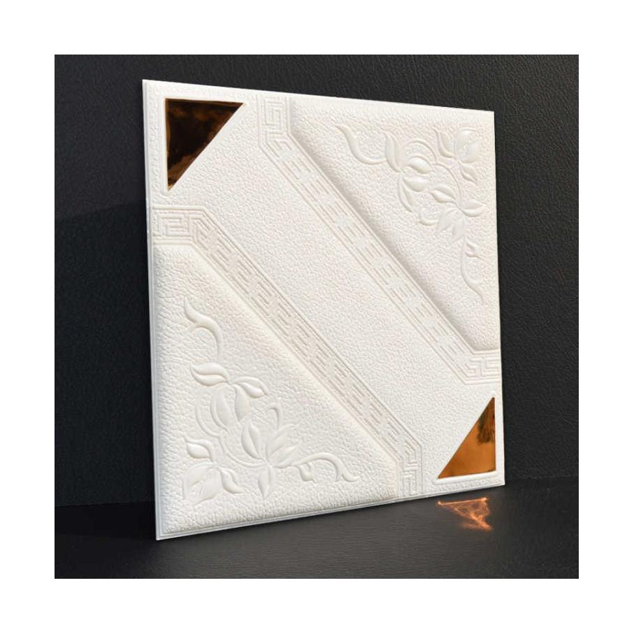 Новый дизайн, Зеркальная Наклейка 3D из пенопласта для украшения стен