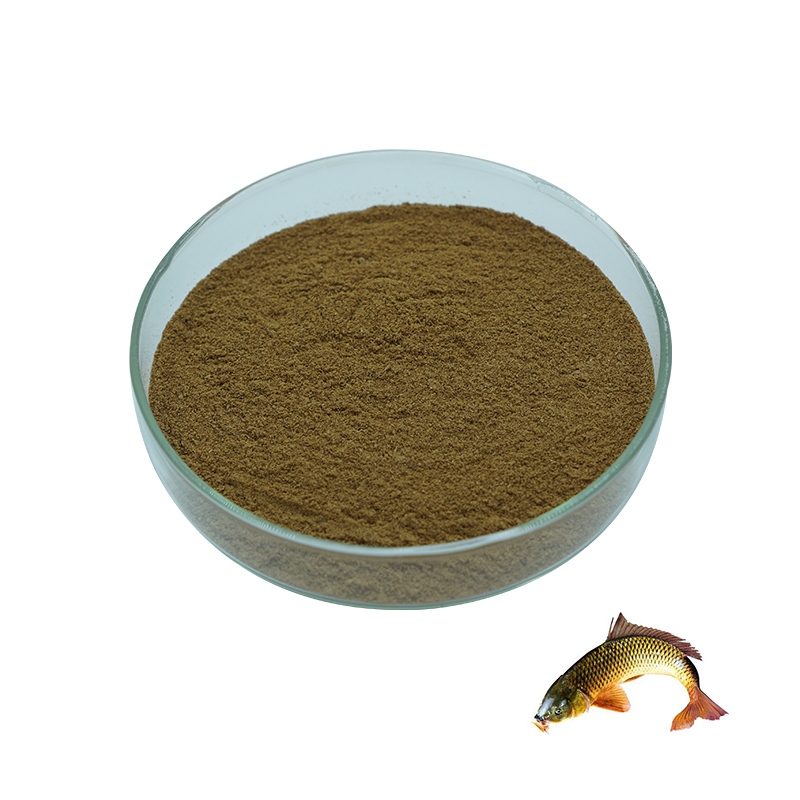 Feed attractant seafood flavor growers for catfish