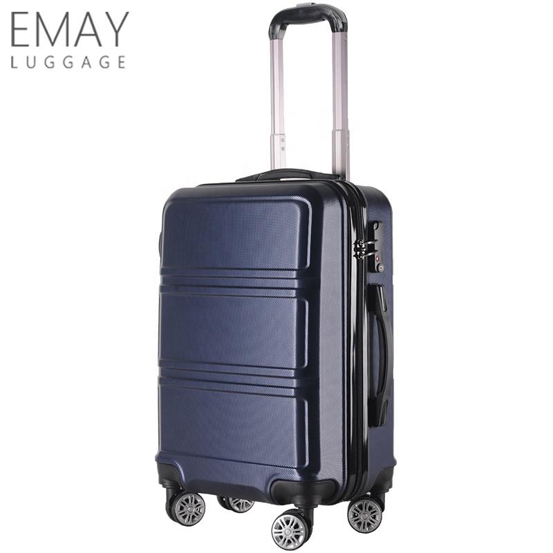 Оптовая цена ABS Ручной Чемодан чемодан тележка сумка для багажа набор для путешествий